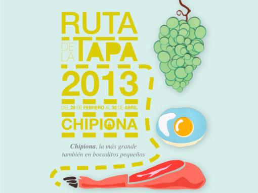 Ruta de la Tapa 2012 y 2013